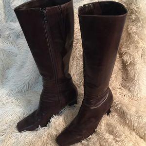Antonio Melani Brown Boots